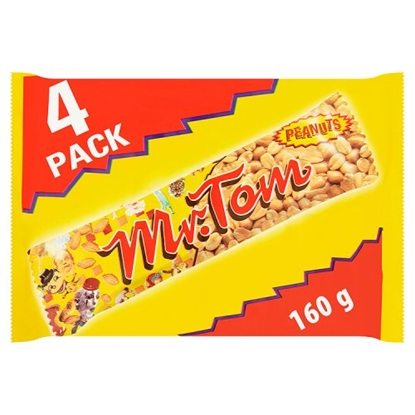 Picture of MR TOM BAR 4 PACK X 12