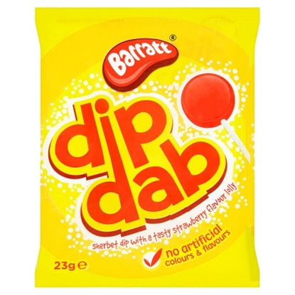 Picture of BARRATT DIP DABS 50 X 50P