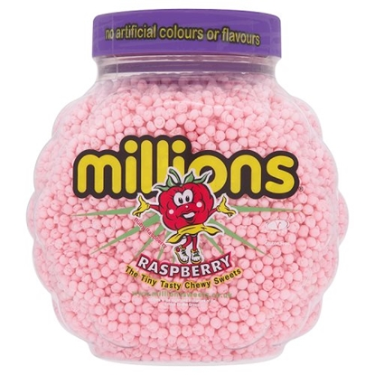 Picture of MILLIONS RASPBERRY X 2.27KG