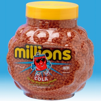 Picture of MILLIONS COLA X 2.27KG