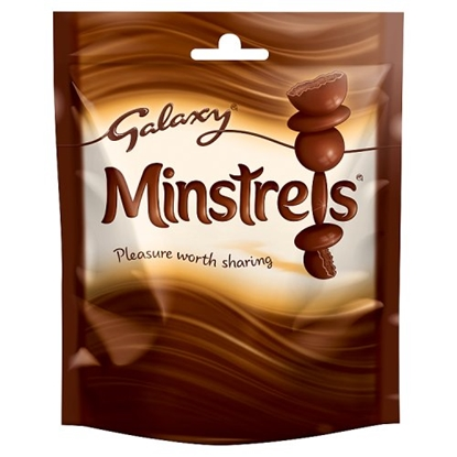 Picture of MINSTRELS POUCH 118G X 15