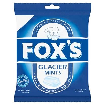 Picture of PM £1 FOXS GLACIER MINT 130G BAG X 12