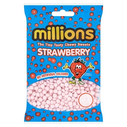 Picture of PM £1 MILLIONS STRAWBERRY BAGS x 12