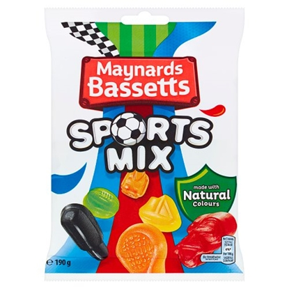 Picture of SPORTS MIXTURE 190G BAG X 12