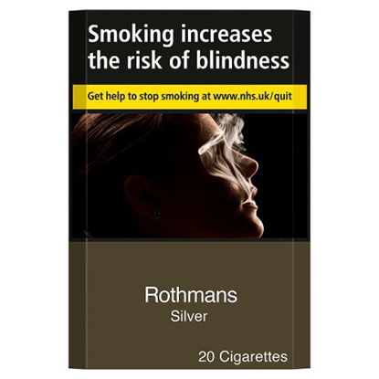 Picture of ROTHMANS K/S SILVER 20  6% POR til 18/7