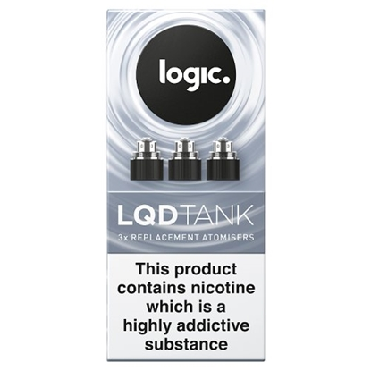 Picture of LOGIC LQD ATOMISER X 5