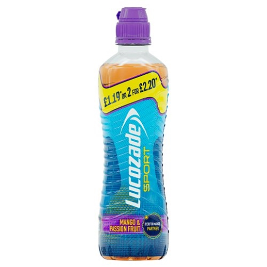 Picture of PM £1.19 LUCOZADE  SPORT MANGO & PASSION 500ML