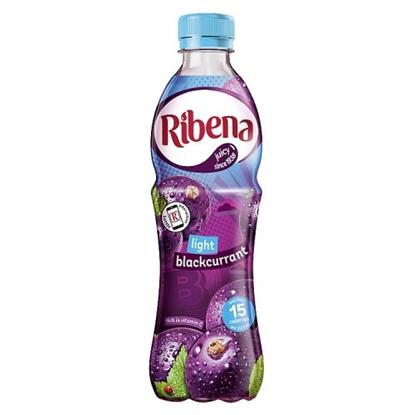 Picture of RIBENA BLACKCURRANT **LIGHT** 500ML X 12