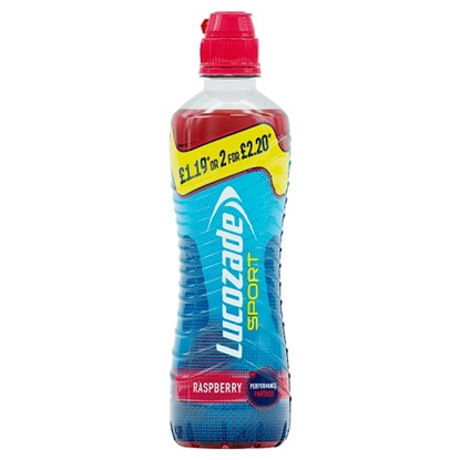 Picture of PM £1 LUC SPORT RASPBERRY 500ML x 12