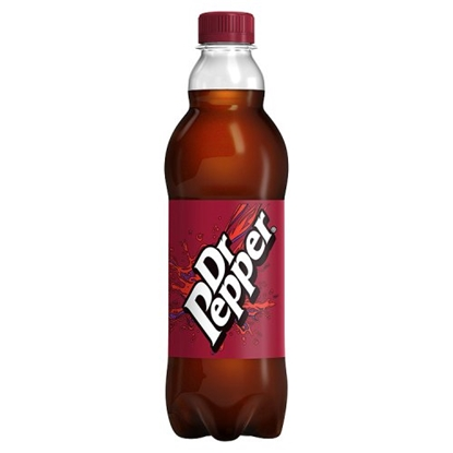 Picture of DR PEPPER 500MLS BOTTLE X 12
