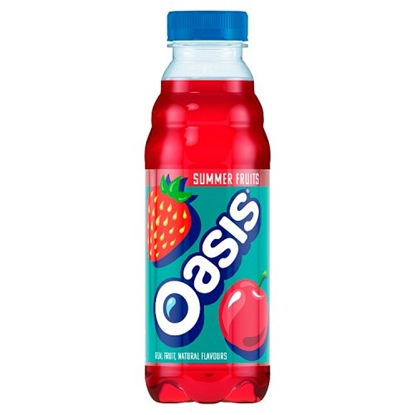 Picture of OASIS SUMMER FRUIT 500MLS X 12