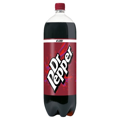 Picture of PM £1.89  DR PEPPER  2LTR X 6