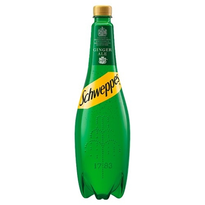Picture of SCHWEPPES GINGER ALE 1LTR X 6