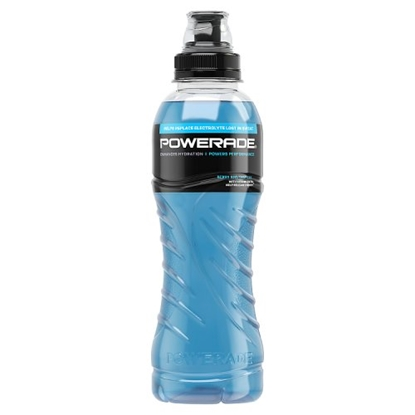 Picture of POWERADE BERRY TROPICAL 500ML X 12
