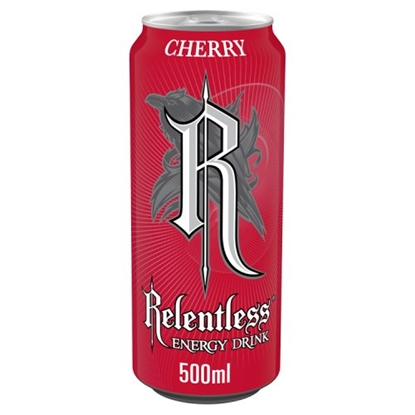 Picture of RELENTLESS CHERRY 500ML X 12