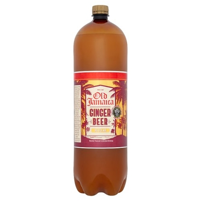 Picture of PM £1.90 OLD JAMAICAN GINGER BEER *2L* x6