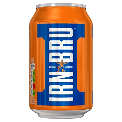 Picture of IRN BRU 330MLS CANS X 24