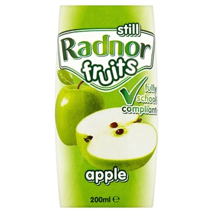 Picture of RADNOR FRUITS APPLE 200ML X 24