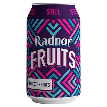 Picture of RADNOR FRUITS FOREST FRUIT CAN 330ML X 24