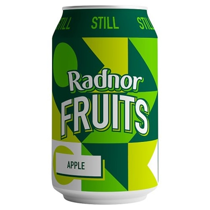 Picture of RADNOR FRUITS APPLE CAN 330ML X 24