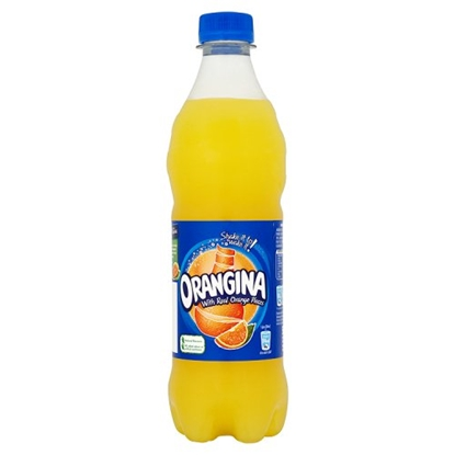 Picture of ORANGINA 420ML BOTTLES X 12