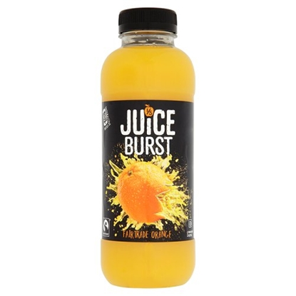 Picture of JUICE BURST FAIRTRADE ORANGE*500ML*x12
