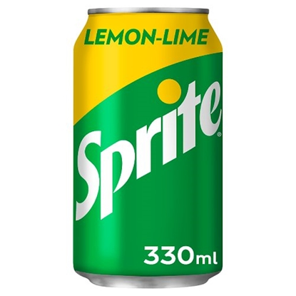 Picture of SPRITE CANS 330ML X 24