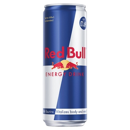 Picture of PM £1.69 RED BULL *355ML* CAN X 24