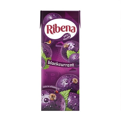 Picture of RIBENA BLACKCURRANT *RTD*  250ML X 24