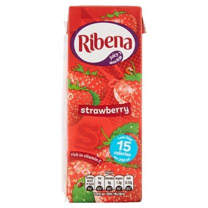 Picture of RIBENA STRAWBERRY *RTD* 250ML x 24