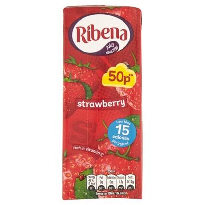 Picture of PM 50P RIBENA STRAWBERRY *RTD* 250ML X 24