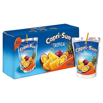 Picture of CAPRI SUN TROPICAL 200ML X 8 X 4