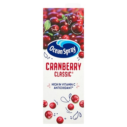 Picture of OCEAN SPRAY CRANBERRY 1LTR X12
