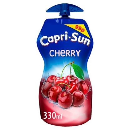 Picture of PM 99P CAPRI SUN *CHERRY* 330ML X 15