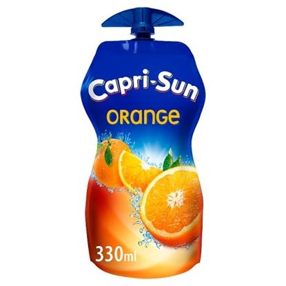 Picture of CAPRI SUN *ORANGE*330ML*SPORT* x 15