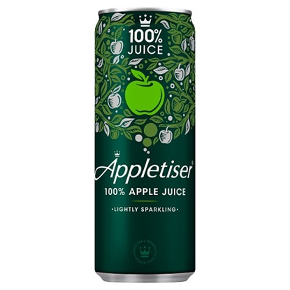 Picture of APPLETISER 250MLS CANS x 24