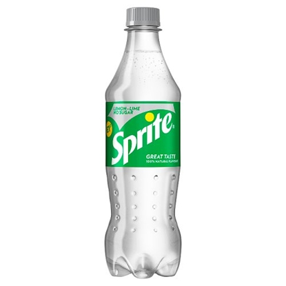 Picture of PM £1 SPRITE *NO SUGAR* 500ML BOTTLE X 12