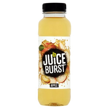 Picture of JUICE BURST APPLE **330ML** X 12
