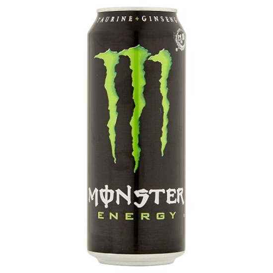 Picture of PM £1.45 MONSTER REGULAR 500ML x 12