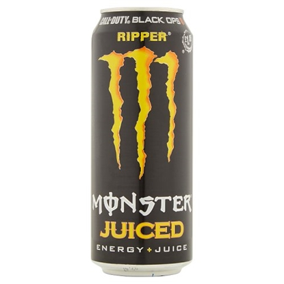 Picture of PM £1.45 MONSTER RIPPER 500ML x 12