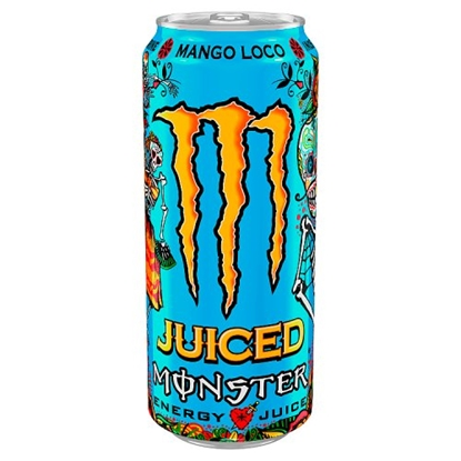 Picture of PM £1.45 MONSTER MANGO LOCO 500ML x 12