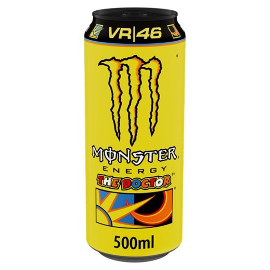 Picture of MONSTER THE DOCTOR 500ML X 12