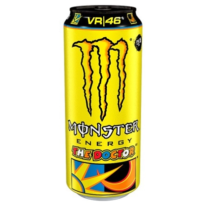 Picture of PM £1.45 MONSTER VALENTINO ROSSI 500ML X 12
