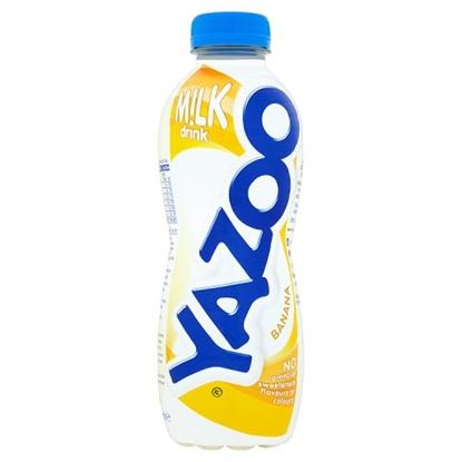 Picture of YAZOO *BANANA* 400ML X 10