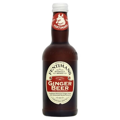 Picture of FENTIMANS GINGER BEER 275MLx12
