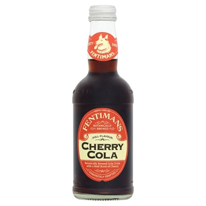 Picture of FENTIMANS CHERRY TREE COLA 275ML x 12