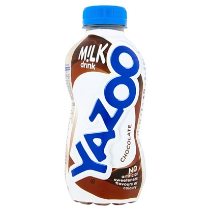 Picture of *300MLS* YAZOO MILK CHOCOLATE X 12