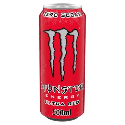 Picture of MONSTER ULTRA RED 500ML X 12
