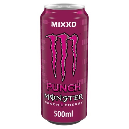 Picture of MONSTER PUNCH 500ML X 12
