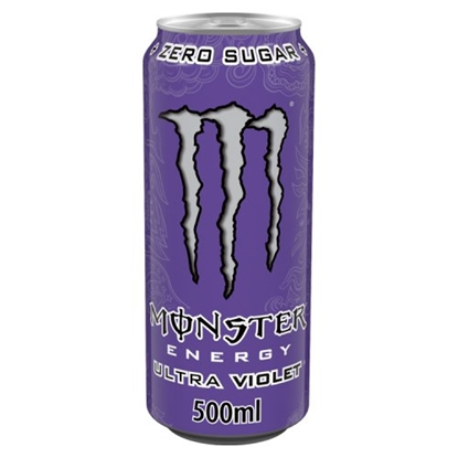 Picture of MONSTER ULTRA VIOLET 500ML X 12